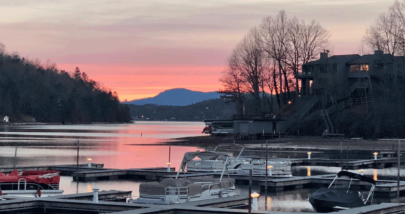 lake-lure-marina